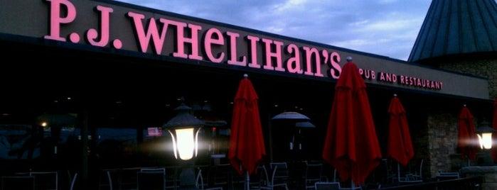 P.J. Whelihan's Pub + Restaurant is one of Locais curtidos por Peter.