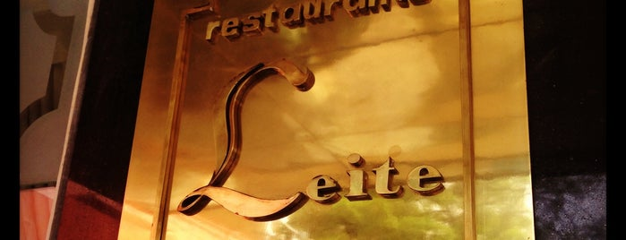 Restaurante Leite is one of Recife pendente.