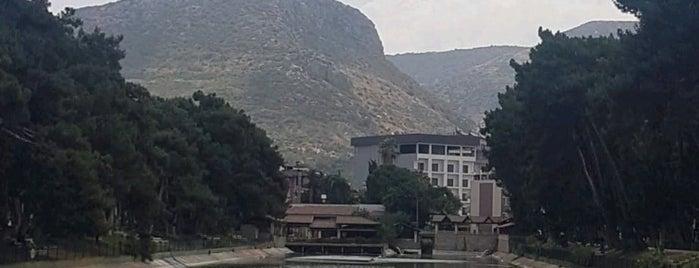 Harbiye Atatürk Parkı is one of Yurdun 4-1 köşesi.