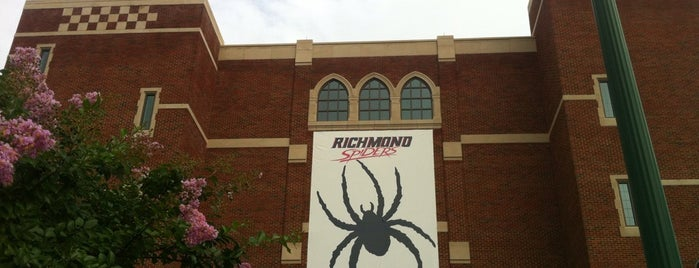 University of Richmond is one of Locais curtidos por Richard.