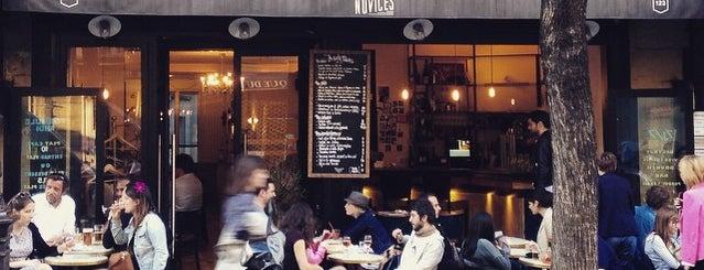 Les Novices is one of So Paris : trendy bistronomie.