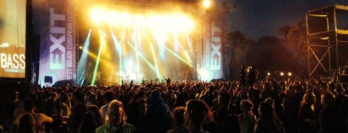 EXIT Festival is one of Posti che sono piaciuti a Jelena.