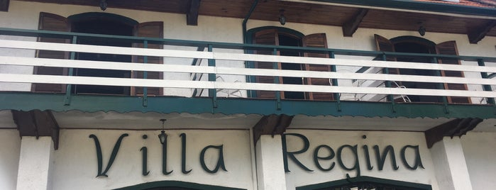 Hotel Vila Regina is one of Tempat yang Disukai Marcilio.