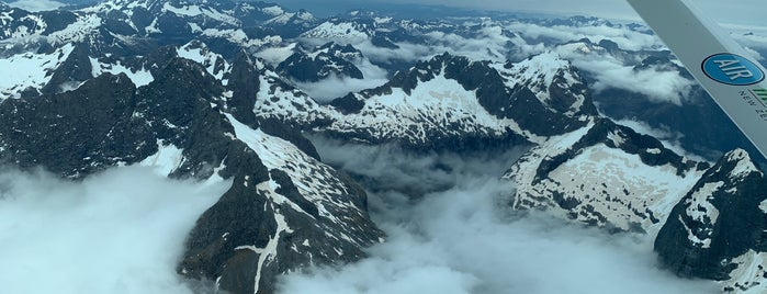 Air Milford is one of Best of NZ - South Island.