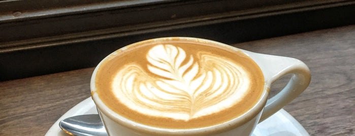 Gasoline Alley Coffee is one of NYC Coffee.