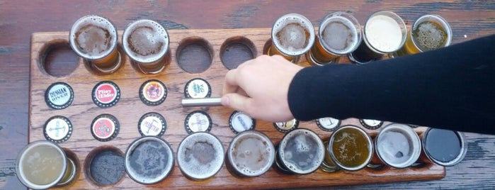 Russian River Brewing Company is one of Top Beer Gardens to Celebrate Oktoberfest.