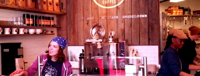 Jack's Stir Brew Coffee is one of New York Favorites.