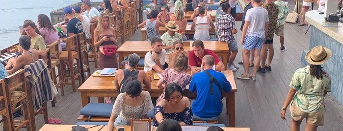 Single Fin is one of A week in Bali.