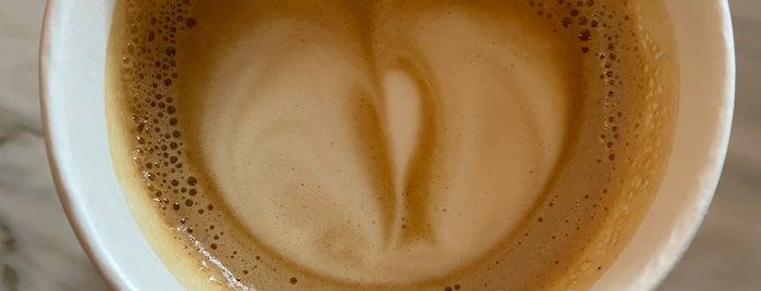 Deadstock Coffee is one of Portland A-F.