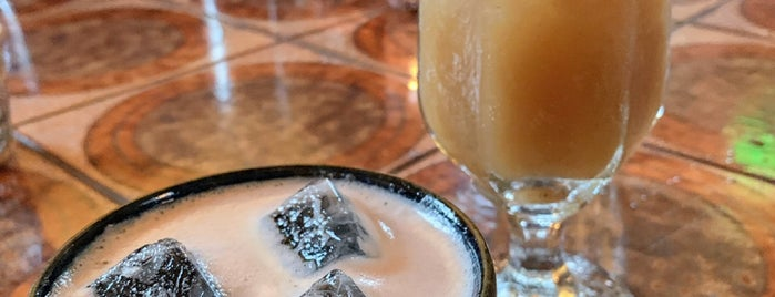 Bon Voyage is one of SF food, booze, and artisinal coffee.