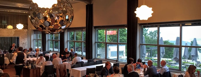 Ekebergrestauranten is one of Norway trip.