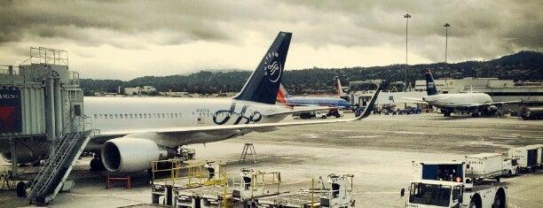 San Francisco Uluslararası Havalimanı (SFO) is one of Airports.