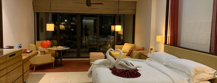 The Ritz-Carlton Bali is one of A week in Bali.