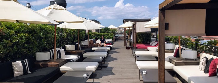La Isabela (Hotel 1898) is one of Rooftop bars.