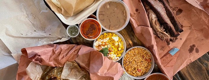 Valentina's Tex Mex BBQ is one of atx.