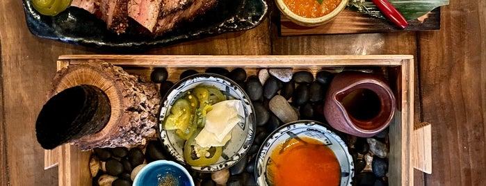 Kemuri Tatsu-ya is one of Austin Healthy-ish Eats.