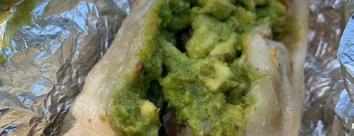 Matt's BBQ Tacos is one of Locais curtidos por Haley.