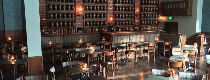The Devil's Acre is one of SF food, booze, and artisinal coffee.