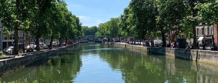 Canal Saint-Martin is one of 72 Hours in Paris.