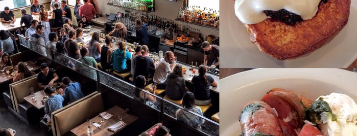Nopa is one of SF food, booze, and artisinal coffee.