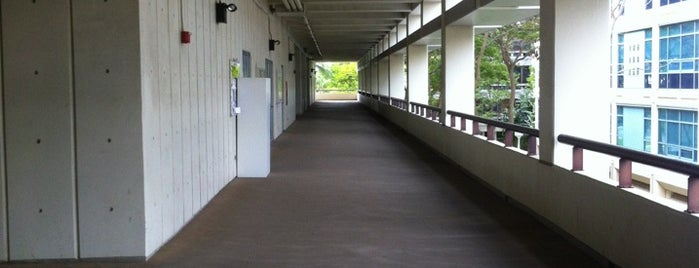 Holmes Hall is one of Tempat yang Disukai Lani.