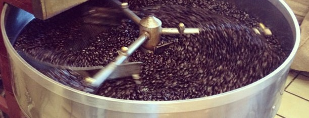 The Coffee Roaster is one of Los Angeles.