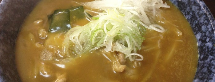 Toge Soba is one of Lieux sauvegardés par Hide.