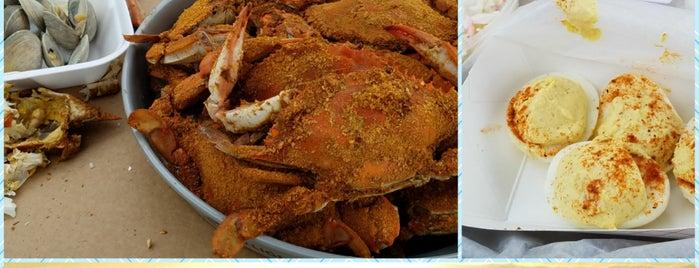 Stevensville Crab Shack is one of Rashu-2017.