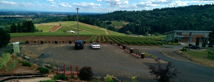 Barrel Fence Cellars is one of Wineries in Willamette Valley.