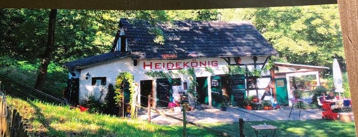 Heidekönig is one of Lugares favoritos de Christoph.