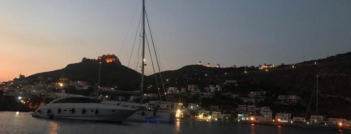 Zorba Taverna-Panteli Beach-Leros is one of LEROS.