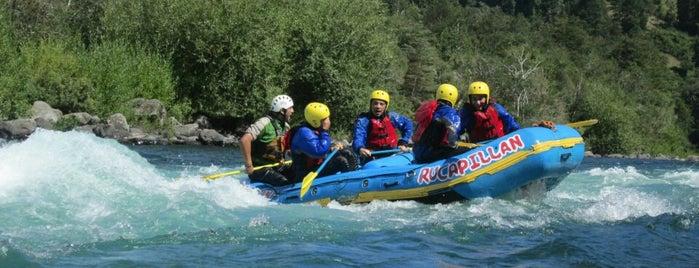 rafting rucapillan is one of Tempat yang Disimpan orhan.