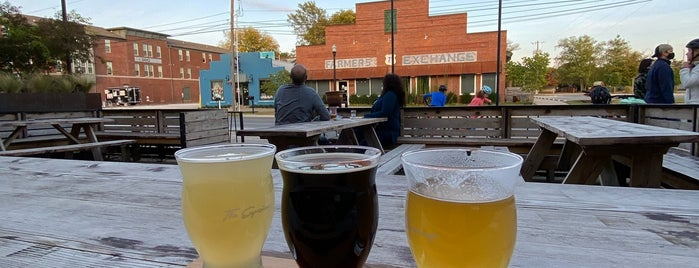 Bike Rack Brewing Company is one of To-Do in NW Arkansas 2017.