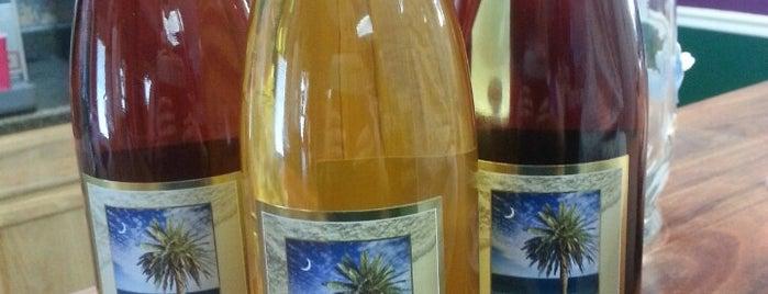 Carolina Vineyards Winery is one of Calabash.