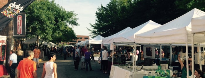 Pepper Place Saturday Market is one of Best of Avondale Area.