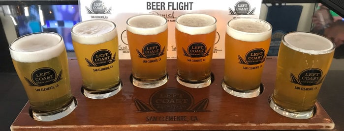 Left Coast Brewery is one of Beer.