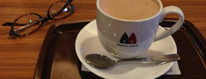 MORIVA COFFEE is one of สถานที่ที่ Masahiro ถูกใจ.