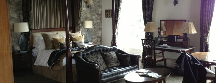 Meldrum House Country Hotel & Golf Course is one of Posti che sono piaciuti a Burcu.
