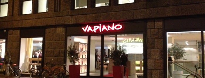 Vapiano is one of Marc's Family.