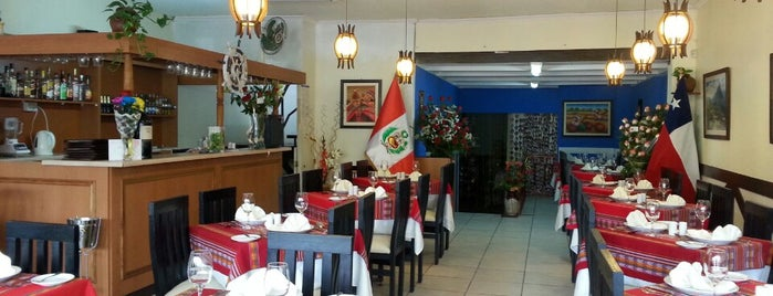Restaurant Brisas Del Huascaran is one of Locais curtidos por Felipe.