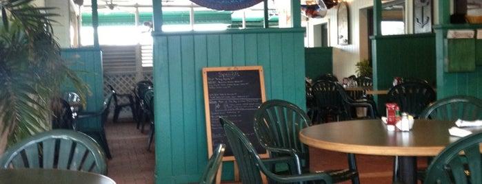 Schooner's Grill is one of Life Aquatic ( Worldwide ).