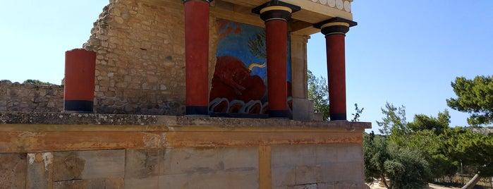 Knossos is one of สถานที่ที่ Vlad ถูกใจ.