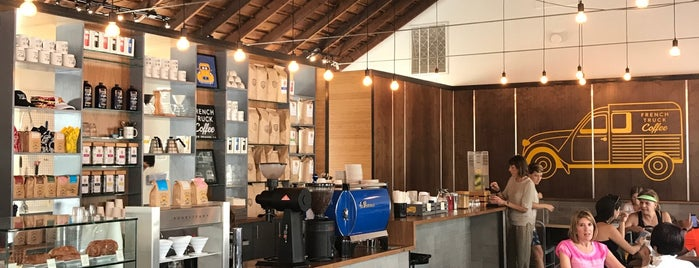 French Truck Cafe is one of NOLA.