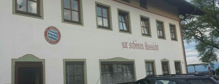 Zur Schönen Aussicht is one of Maikさんのお気に入りスポット.