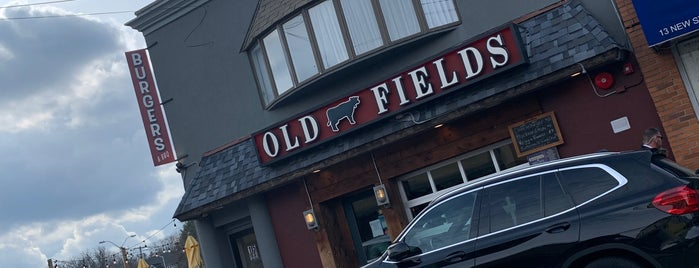 Old Fields Barbecue is one of Posti salvati di Christopher.