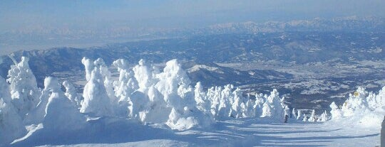 Zao Onsen Ski Resort is one of joo: сохраненные места.