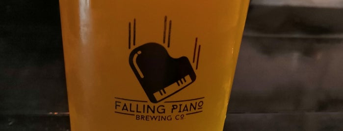 Falling Piano is one of LA PURI, GOE.