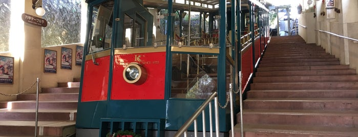 Rokko Cable Car is one of Kansai Trip.