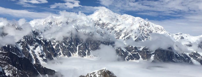Denali National Park is one of National Recreation Areas.