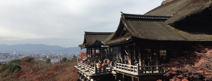 清水寺 is one of Kansai Trip.